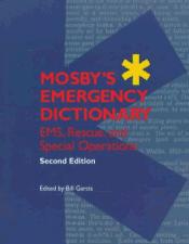 Mosbys Emergency Dictionary