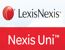 Nexis Uni Button