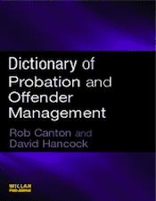 Dictionary of Probation